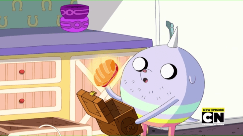 """TV finds the Mergence of Destruction in """"Lady Rainicorn of the Crystal Dimension"""""""