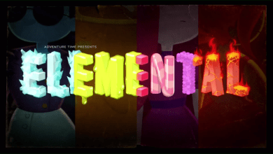 "Photo of Death, Life, and Pride Recur in Adventure Time's ""Elemental"""