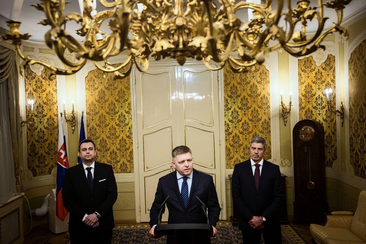 Crisis over vermoorde journalist kost Slowaakse premier Fico de kop