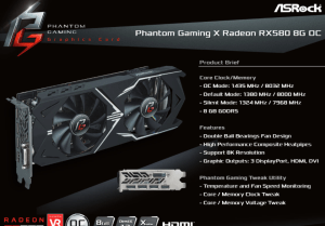ASRock Phantom Gaming X Radeon впродаже с 1 июля