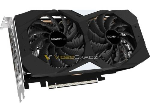Gigabyte GeForce RTX 2060 OC с 1920 ядрами CUDA