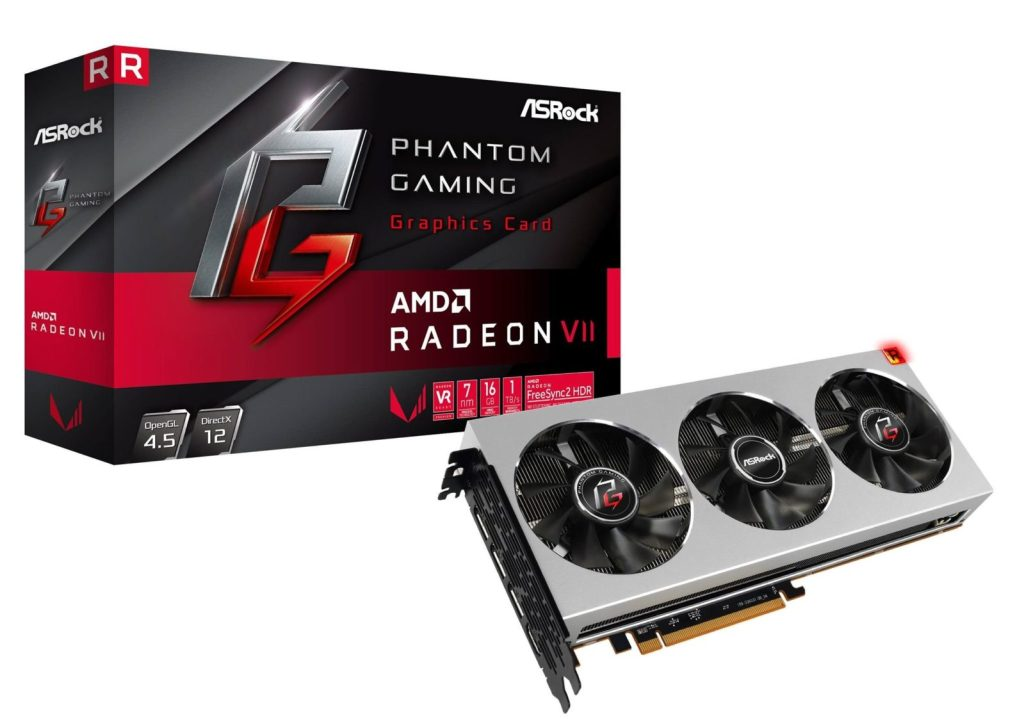 ASRock Radeon VII Phantom Gaming
