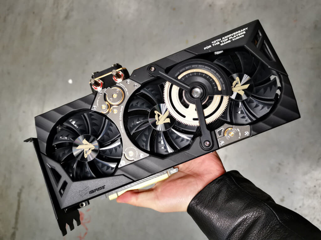 Colorful GeForce RTX 2080 Ti iGame KUDAN
