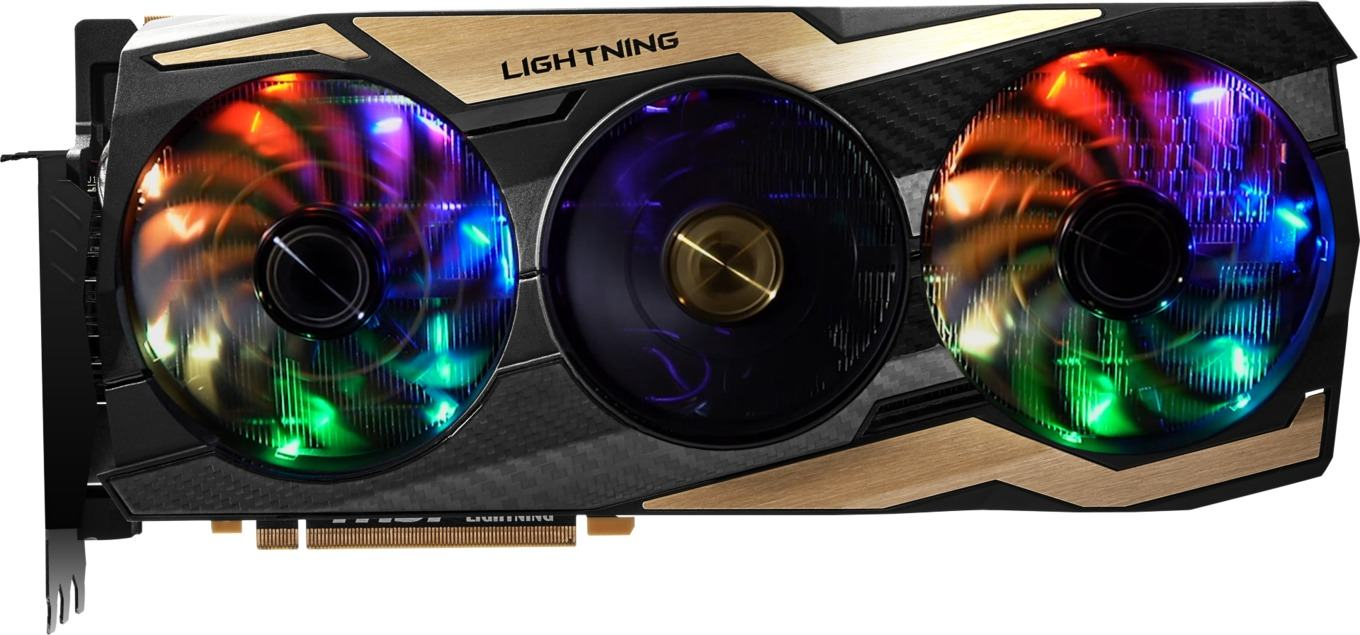 MSI анонсировал GeForce RTX 2080 Ti LIGHTNING Z