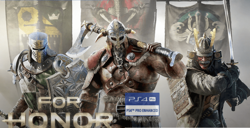 For Honor PS Plus