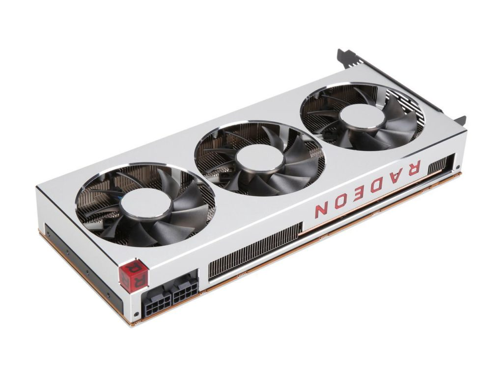 Видеокарта Power Color AMD Radeon VII за $680