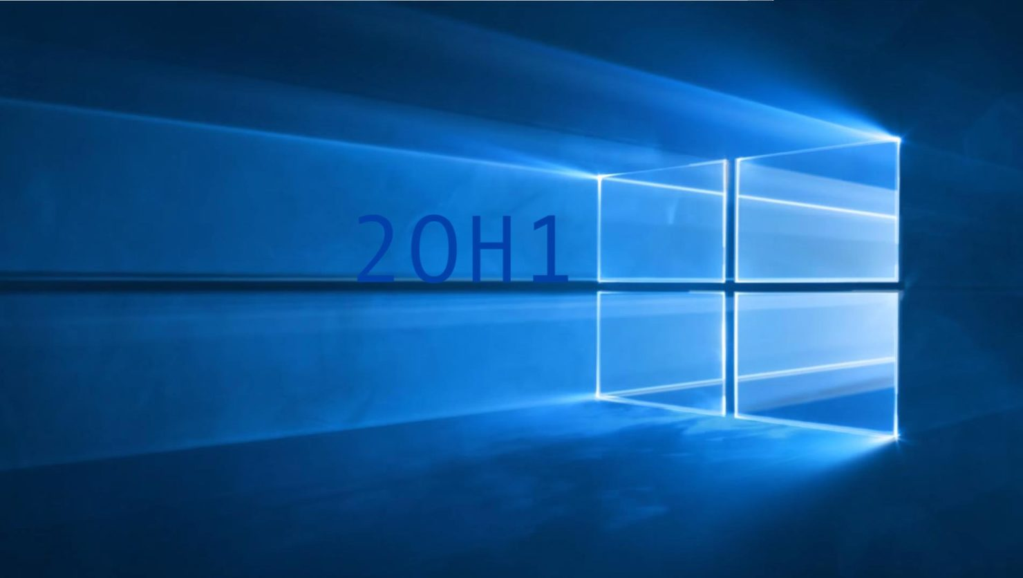Windows 10 2020 Preview версия 18860