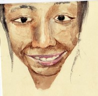 my sister's smile