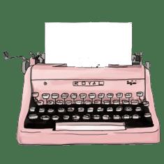 Over schrijven gesproken
