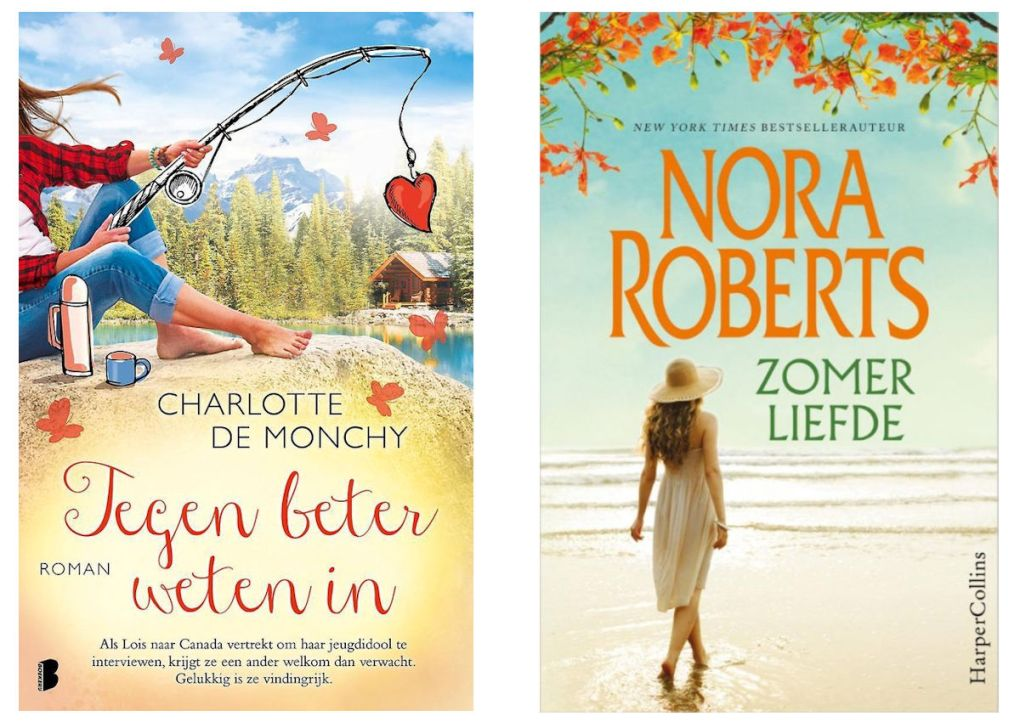 zomerse boeken