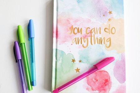 blijven schrijven