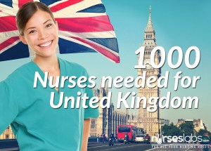 Nurses for United Kingdom