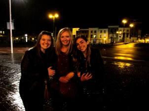 Sophia, Emily, Me