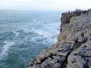 Last stop on the coast of Ireland
