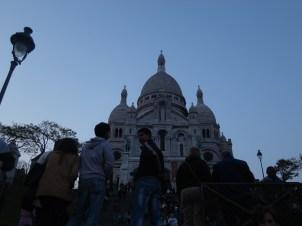 Sacre- Coeur