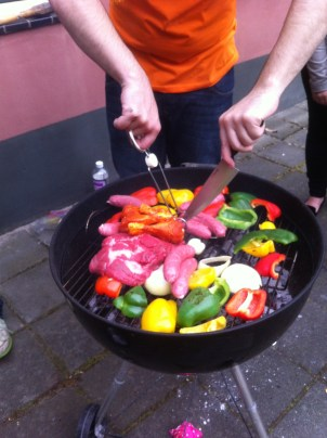 King's Day BBQ