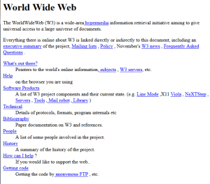 firstwebpageWWW