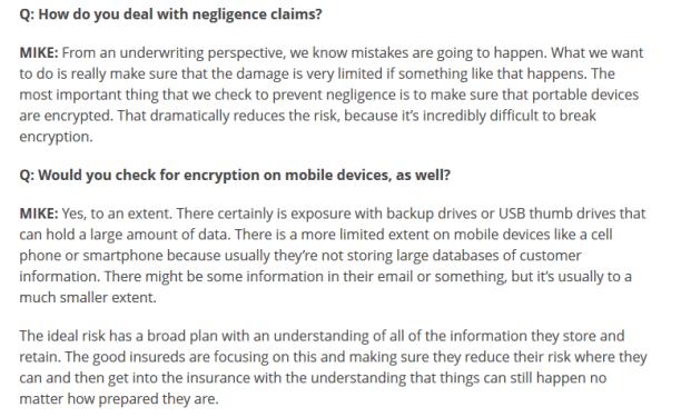 cyberinsurancenegligence
