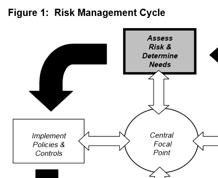 riskmanagementcyclestart