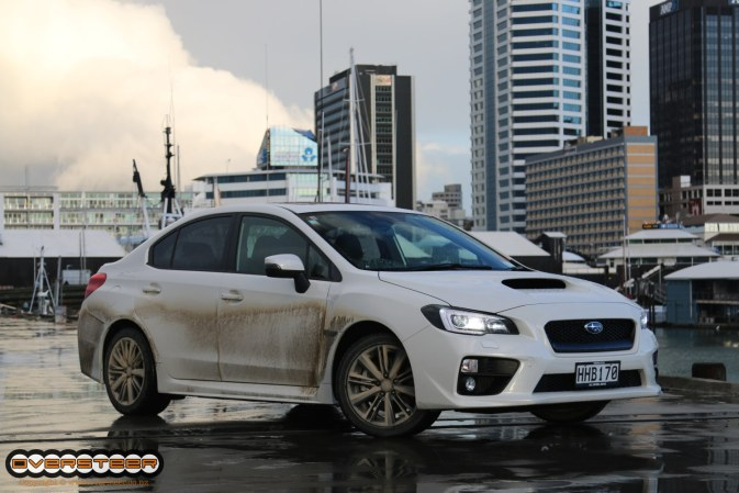The all-new Subaru WRX has ditched the Impreza name, but still shares a platform and quite a few body panels with the range that it used to be part of. As a result, it bears a passing resemblance to an Impreza, while still retaining a distinct appearance and personality of its own.
