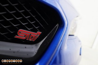 Where the standard WRX has now strayed from the Impreza brand, it still shares a significant amount of the lesser cars structure and even some panels. So does the STi. But if the WRX is the Impreza turn up to full volume, then by that reckoning, the STi is the Impreza turned up to 11.