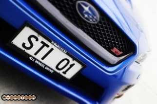 ... the STi's performance is utterly feral when you really wind it up. It boasts a simply mind-bending ability to cover Point A to Point B very quickly indeed. The more corners between the two points, the better.