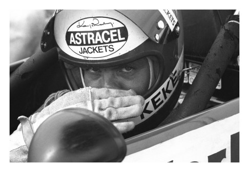 Keke Rosberg. IMAGE/terry marshall