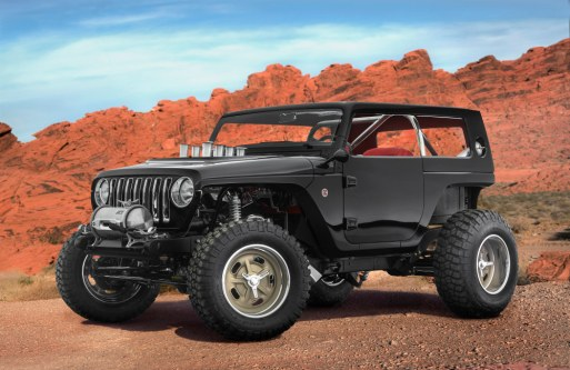 Jeep® Quicksand Concept