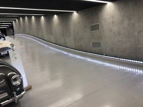 Aston Martin dealership launch 007