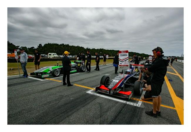 Grid-race-2. IMAGE/terry marshall