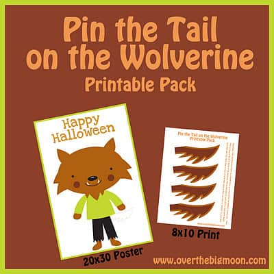 Pin the Tail on the Wolverine