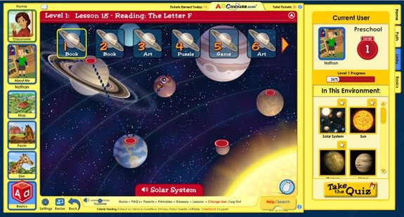 ABC Mouse Review - abcmouse com