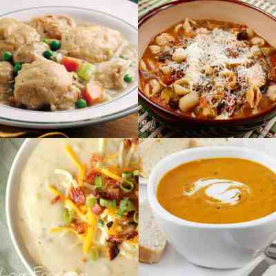 16 Autumn Crockpot Meals | www.overthebigmoon.com