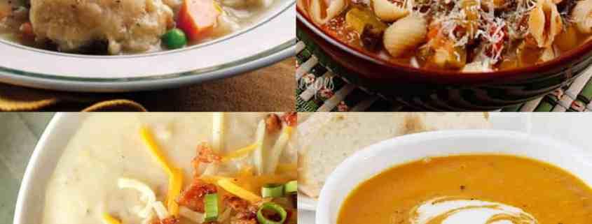 16 Autumn Crockpot Meals   www.overthebigmoon.com