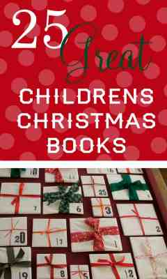 25 Great Children's Christmas Books + Christmas Book Countdown Tradition