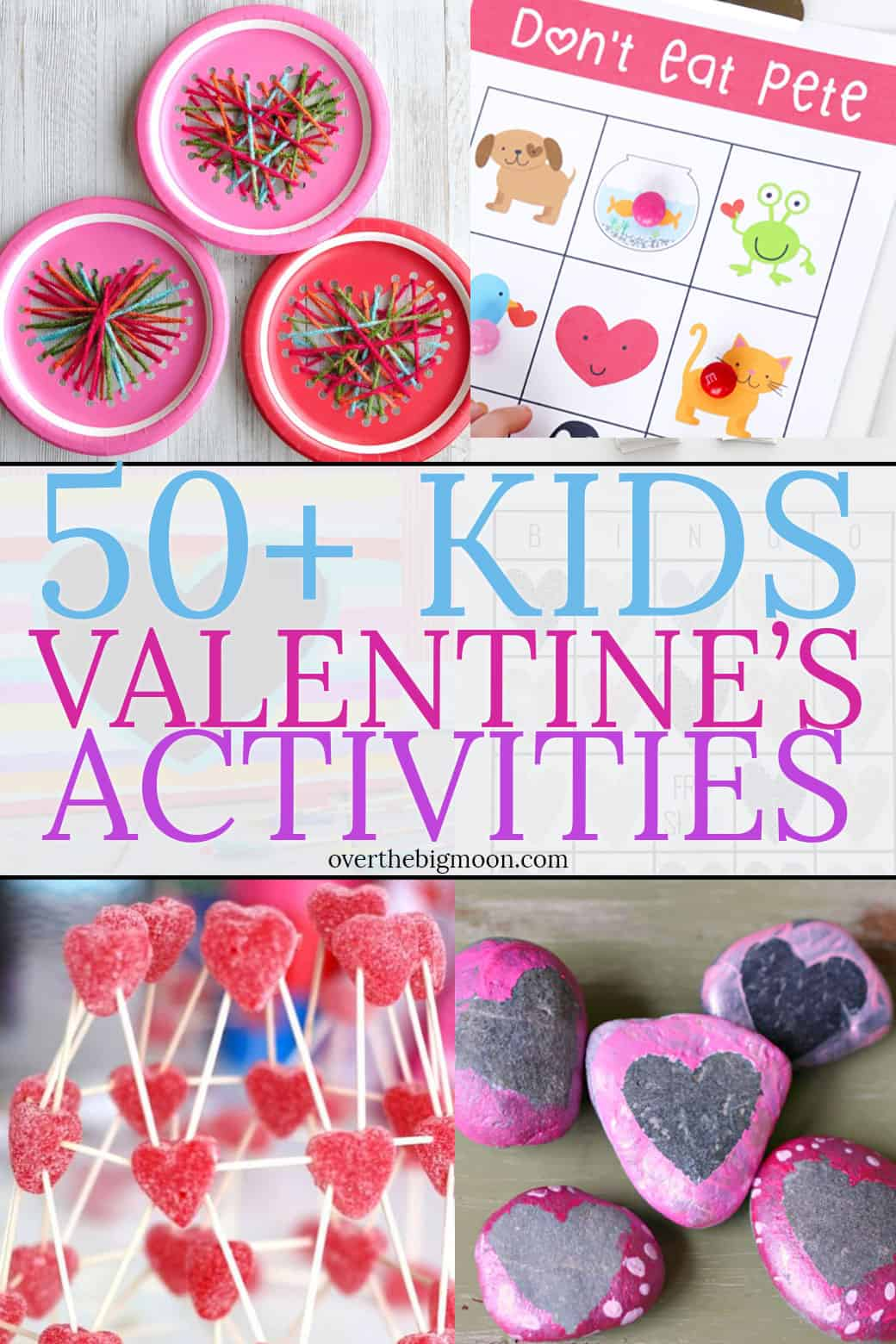 50 Valentine S Day Activities For Kids