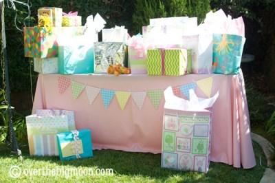 Mums Baby Shower with Free Printable Decor