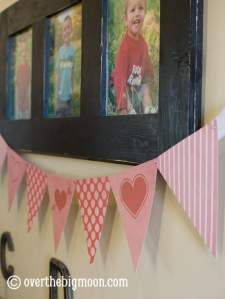 Valentines Mix and Match Bunting