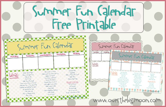 image relating to Summer Chore Chart Printable identify Summer months Game Printable