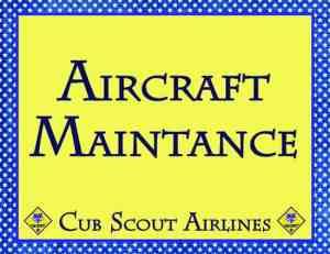 AircraftMaintpost