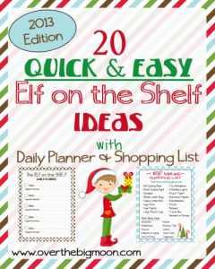 Elf-20-Ideas