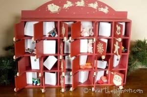Christmas Advent Calendar Roundup | www.overthebigmoon.com