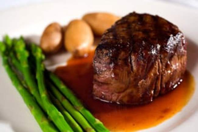 Grilled Filet Minot