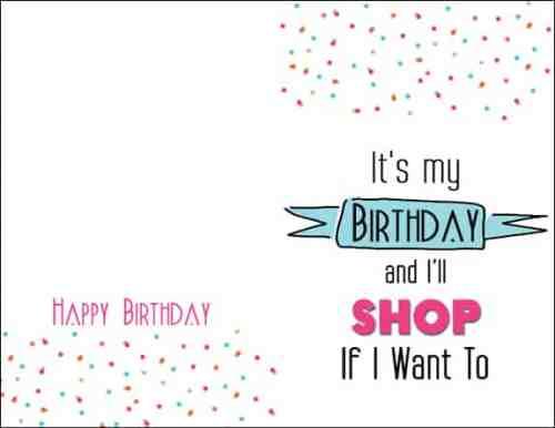 Shop-Card