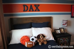 Little Boys Car Bedroom