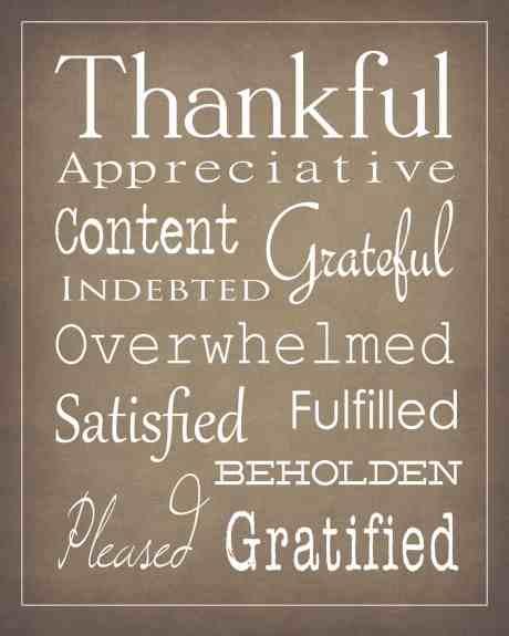 thanksgiving sign 8x10