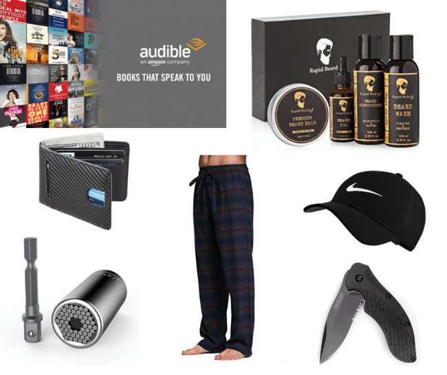 Gift Ideas for your man UNDER $25!!