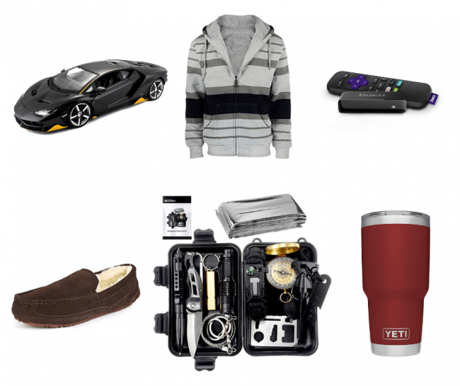 Gift Ideas for your man UNDEr $50!