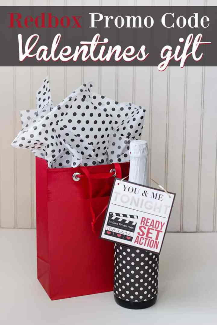 Redbox Valentine's Day Gift for your Spouse | overthebigmoon.com
