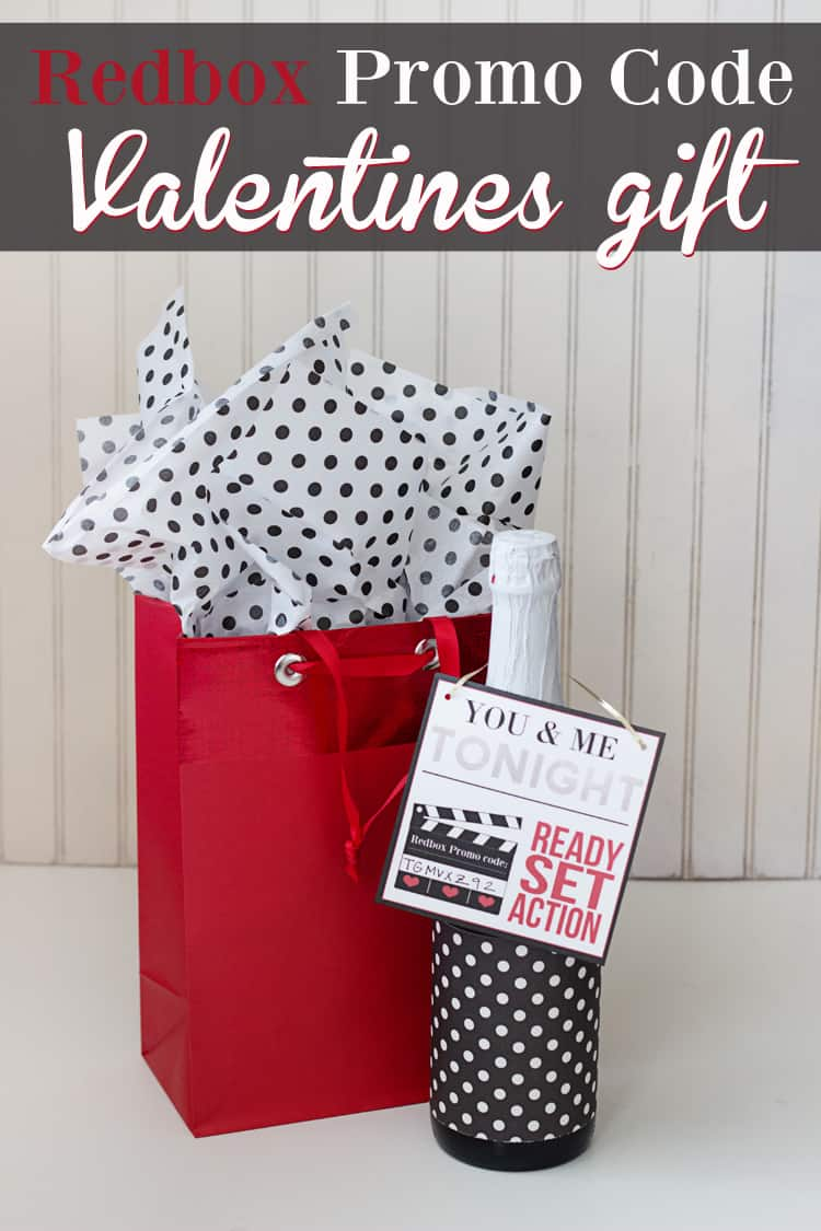Redbox Valentine's Day Gift for your Spouse   overthebigmoon.com